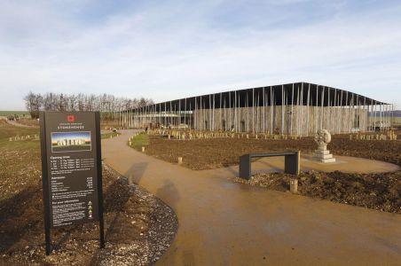 Stonehenge Visitor Centre- from the Daily Mirror website