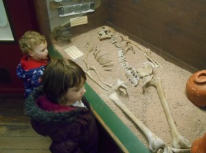 Roman Death at the Grosvenor Museum, Chester
