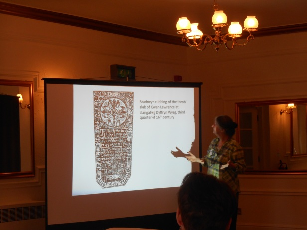 Maddy Grey on post-Reformation cross-slabs and IHS trigram motifs