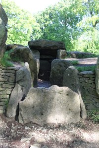Wayland's Smithy II: the blocked passage