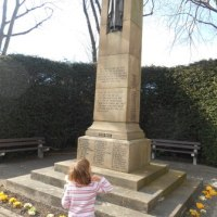 My Local War Memorial: Gwersyllt 17873