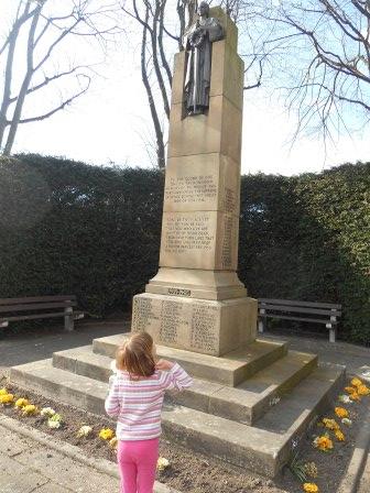 Gwersyllt war memorial