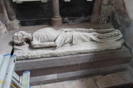 17 Cadaver tomb - LIchfield