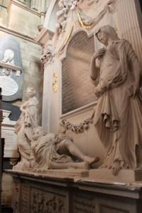 5 Ripon 18th century monument