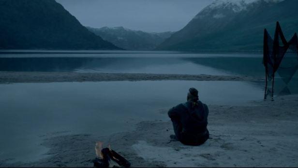 Ragnar mourns
