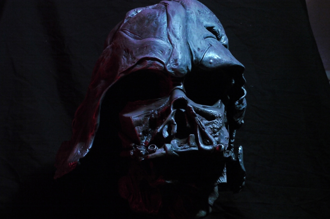 Darth Vader's Mask Strikes Back: Star Wars Crematifacts