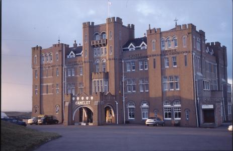 Camelet Castle hotel