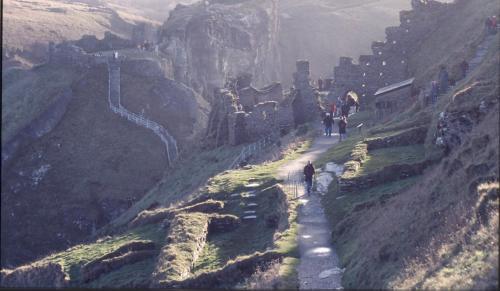View of Castle Inner Ward