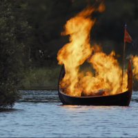 Fire on the Water: Cremation in Game of Thrones Season 3