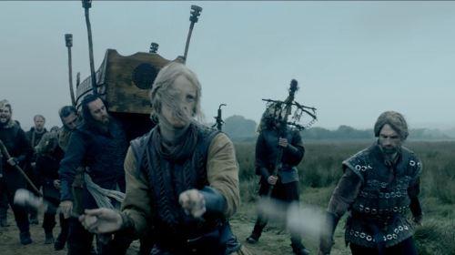 Ragnar funeral21