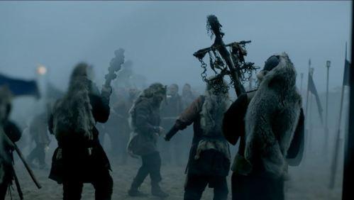 Ragnar funeral27