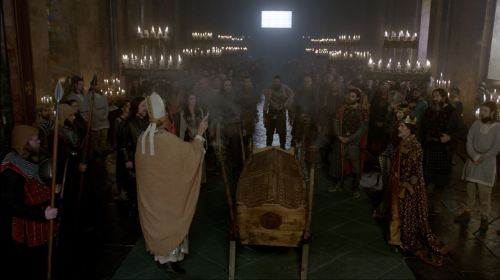 Ragnar funeral35