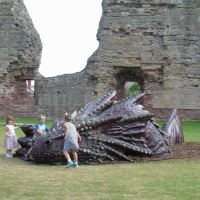 The Dragon at Rhuddlan