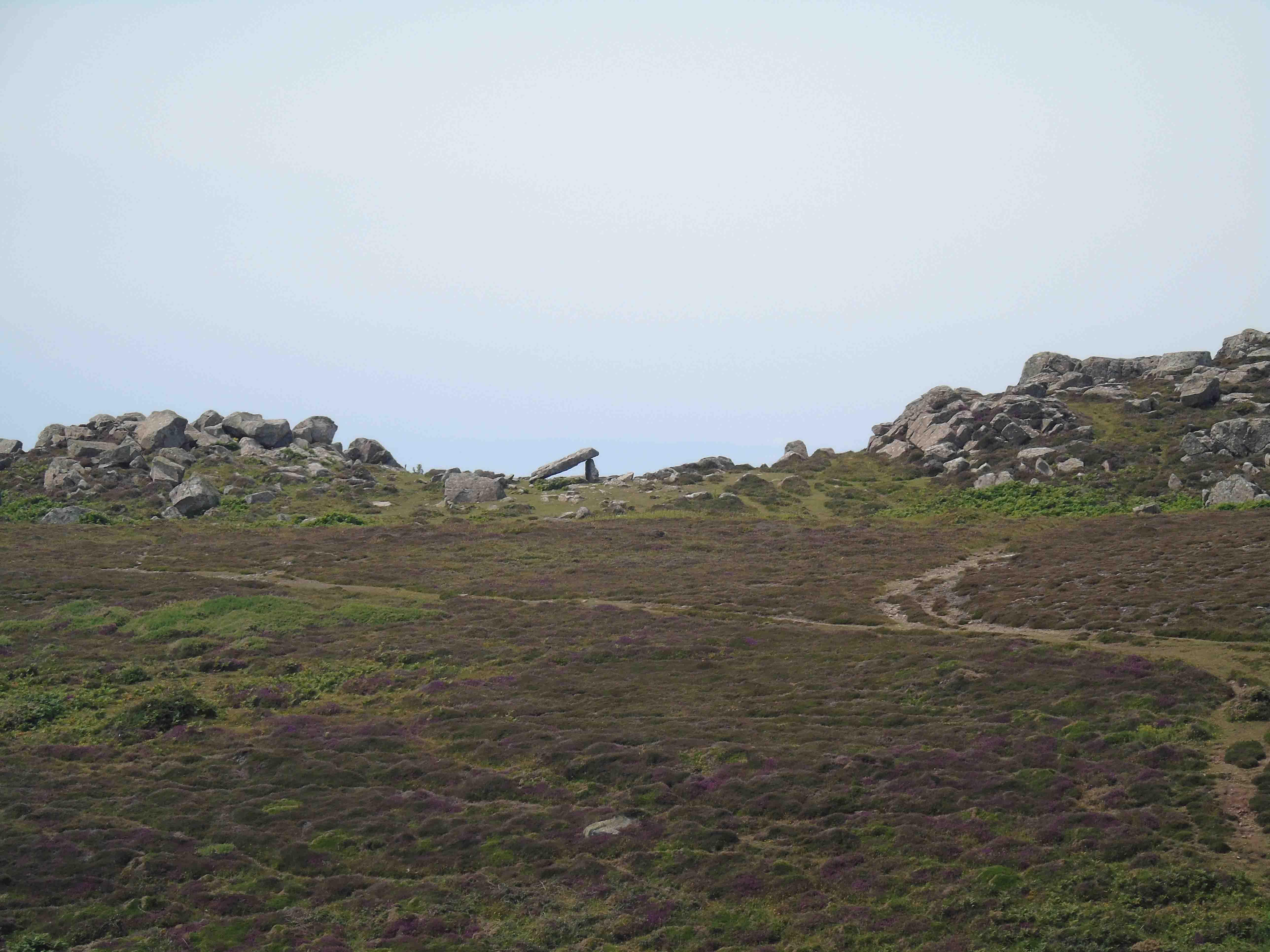 Arthur\'s Quoit: Coetan Arthur, St Davids – Archaeodeath