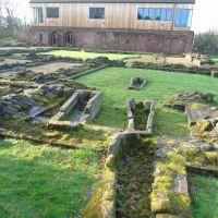 Sarcophag-r-us! Archaeodeath Outside at Norton Priory