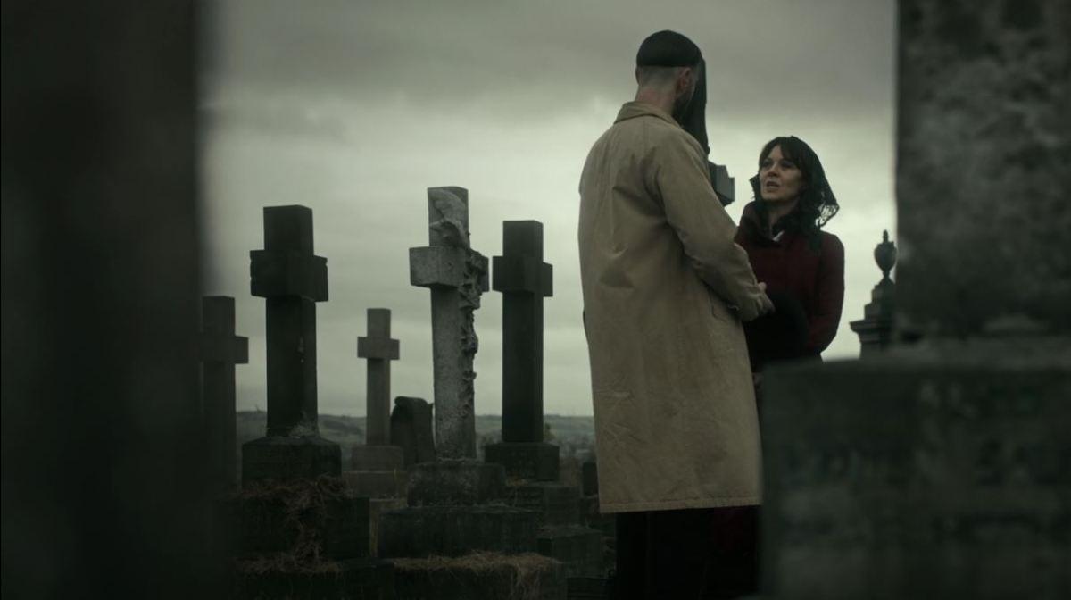 Peaky Blinders Cemetery Scenes - Part 1
