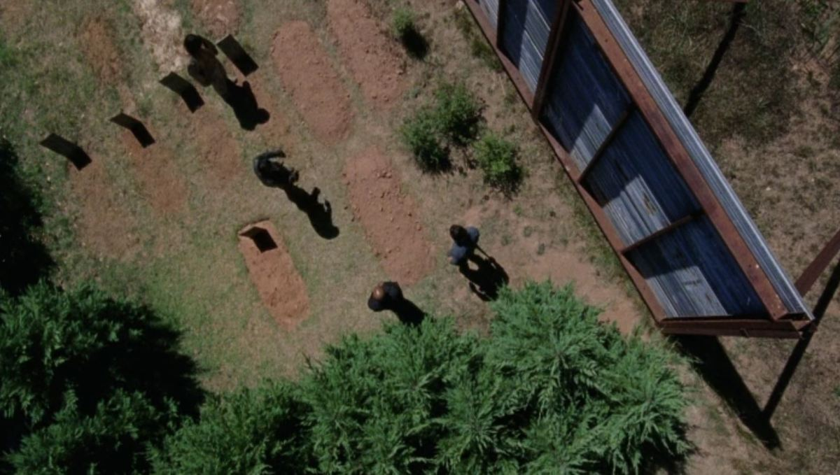 Cemeteries as Resistance through Deception - The Walking Dead Season 7