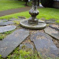 Churchyard Spolia at Nercwys