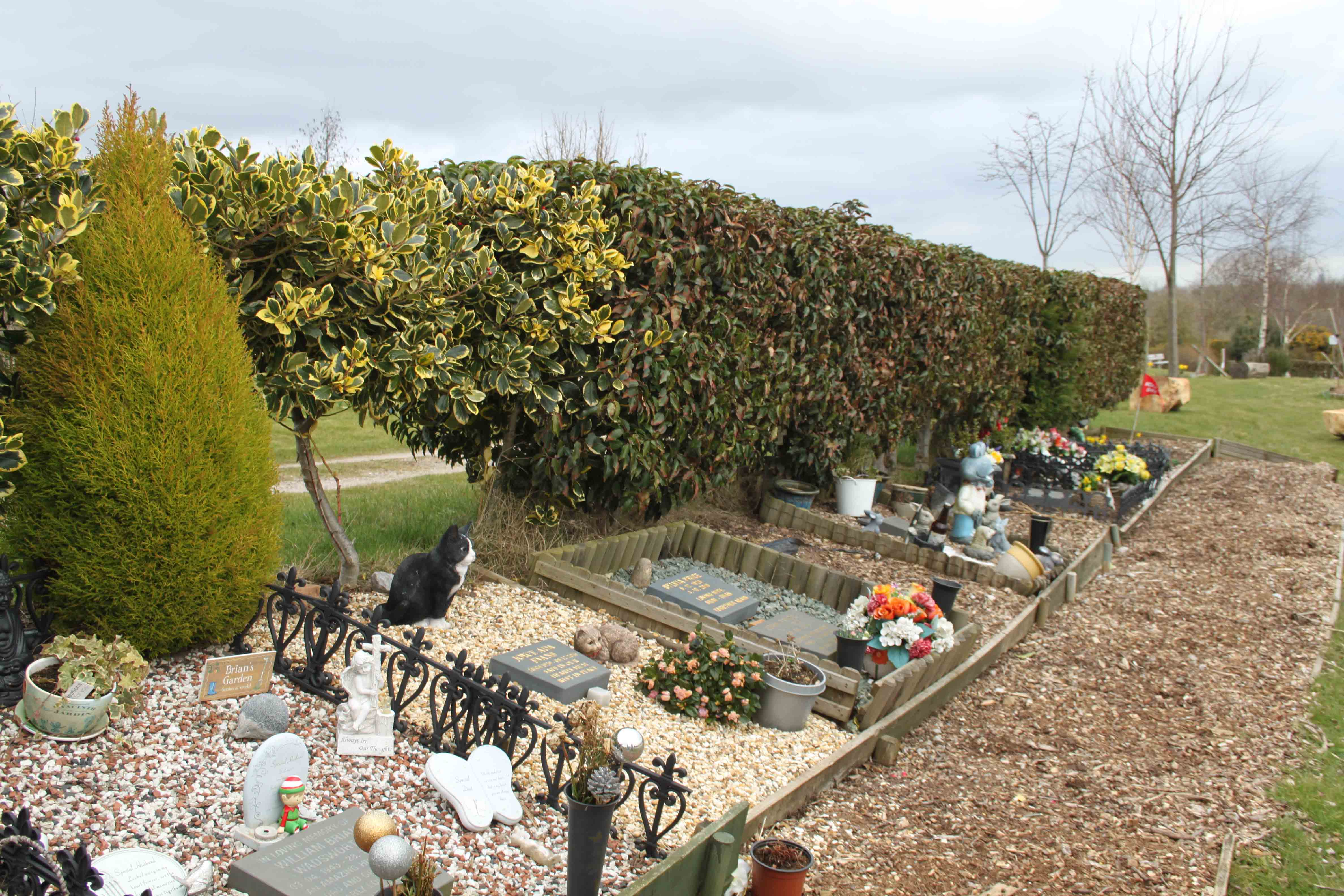 A Crematorium and a Woodland Cemetery – The Contemporary Past Field ...