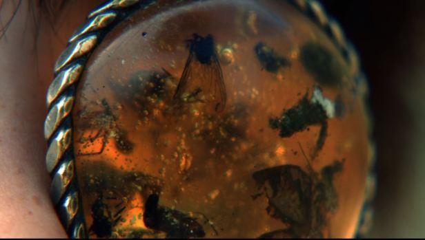 LKS1E1 amber jewel