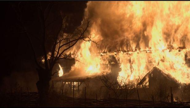 LKS1E1 hall burning