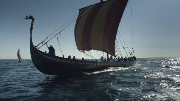 LKS1E1 longship