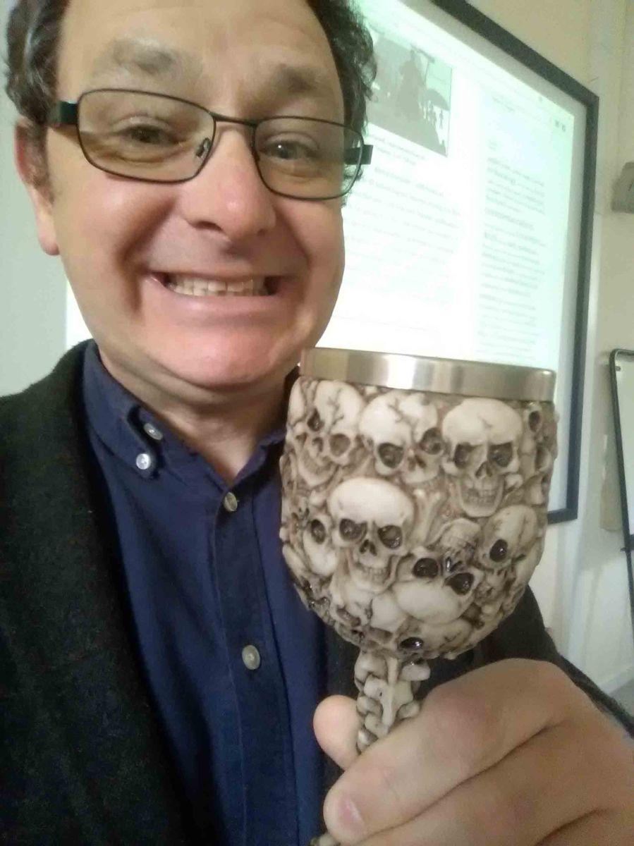 The Skull Goblet