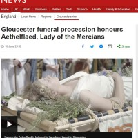 Bringing History to Death? The 21st-Century Funerals of Richard III and Aethelflaed of Mercia