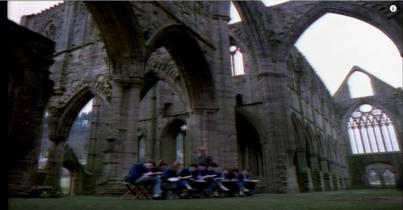 Five late '80s music videos filmed at archaeological sites
