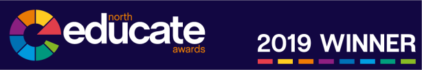Educate North Awards 2019 - Winner Banner