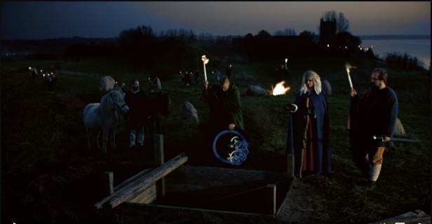 Birka funeral