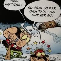 Anglo-Saxon Attitudes?