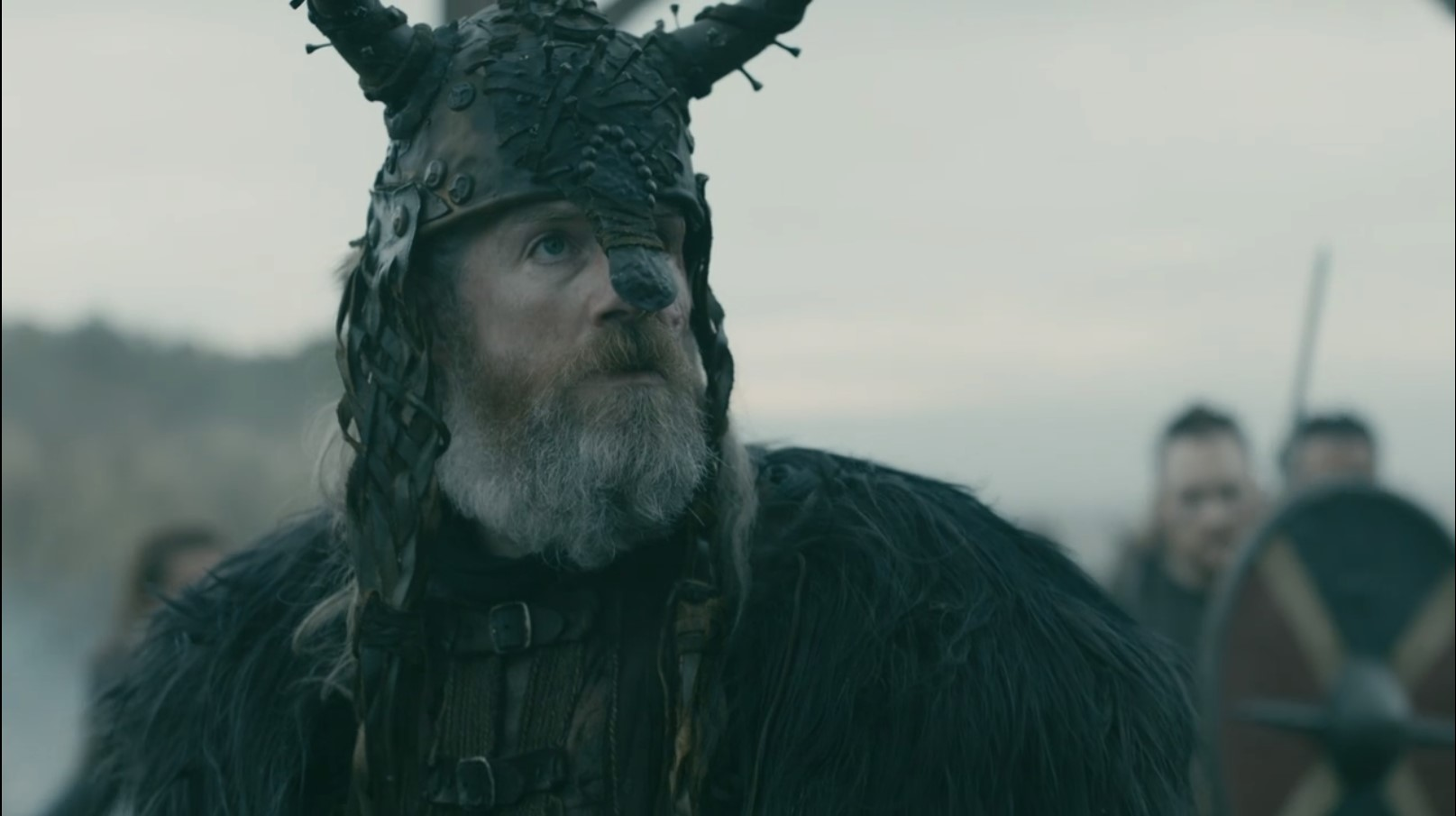The Horned Helmet In Vikings Season 6 Part 1 Archaeo𝔡𝔢𝔞𝔱𝔥