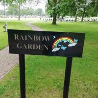 Rainbow Gardens: Contemporary Deathscapes for Young Ones